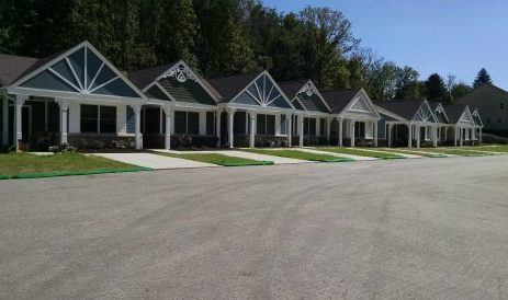 Claysville Patio Homes The Redevelopment Authority Of The County Of Washington